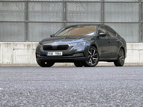 Škoda Octavia 2.0 TDI DSG – český sen na druhou