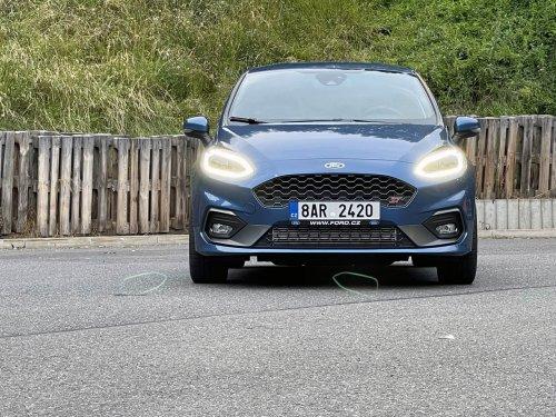 Ford Fiesta ST – na nákupy s úsměvem