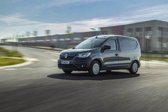 Nové Renaulty Express Van, Kangoo Van a Trafic - přichází pestrá paleta universálních pomocníků