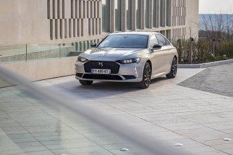 Nová DS 9 - komfortní sedan nabitý nejpokrokovějšími technologiemi
