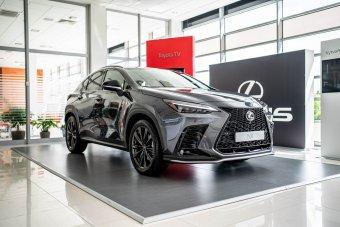 Nový Lexus NX – startuje další etapa oblíbeného modelu značky