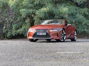 Lexus LC 500 – drahokam na kolech
