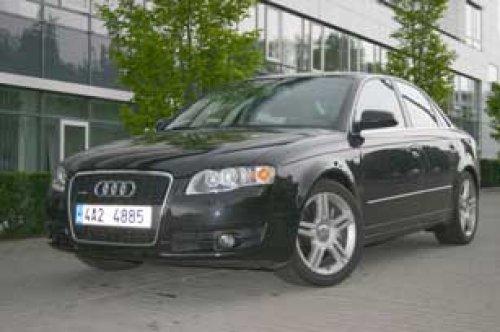 Povedený facelift - Audi A4 2.0 TFSI (TEST)