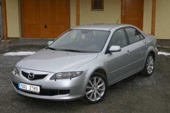 Mazda 6 2.3i SDN Sport - japonský rychlík (TEST)