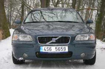 Švédské překvapení - Volvo S60 D5 (TEST)