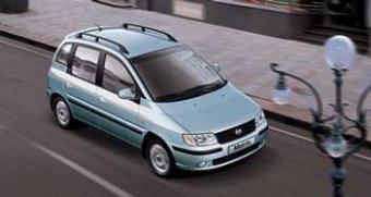 Zdařilá kombinace - Hyundai Matrix 1.5 CRDi VGT (TEST)