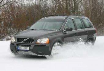Volvo XC90 D5 - stejné a přitom ještě lepší (TEST)
