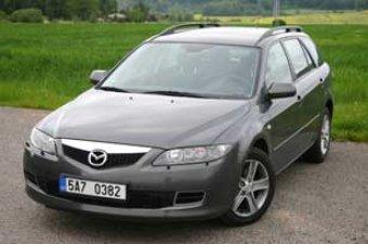Mazda 6 2.0 MZR-CD - stále na vrcholu (TEST)