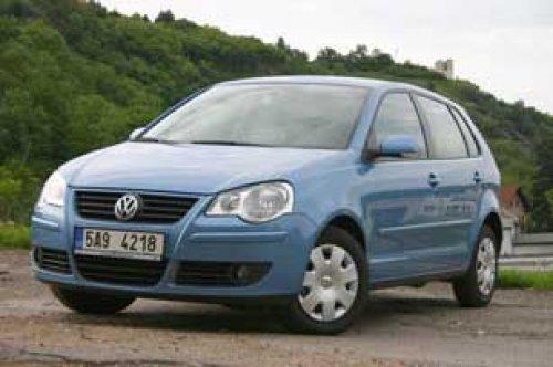 Solidní základ - VW Polo 1.2 (TEST)