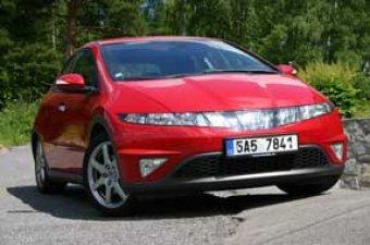 Honda Civic 5D 1.8-i VTEC-Sport - sportovní budoucnost (TEST)