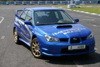 """Subaru Impreza WRX STi - civilní """"WRC"""" (TEST)"""