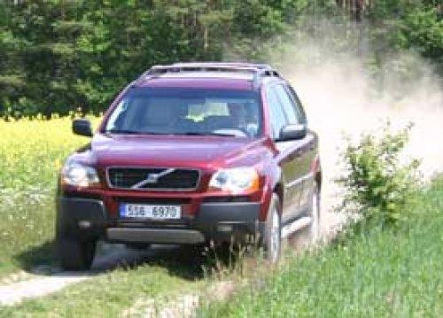 Na vyšší úrovni - Volvo XC90 D5 (TEST)