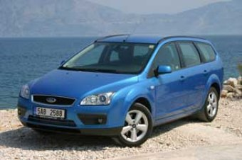 Pokračující premiant - Ford Focus Kombi 2.0 TDCI (TEST)