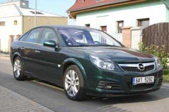 Divoká šelma - Opel Vectra GTS 2.8 V6 (TEST)
