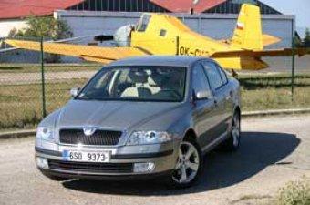Škoda Octavia 1.9 TDI - chytrá volba (TEST)