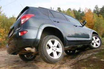Cestou necestou - Toyota RAV4 D-4D 180 (TEST)