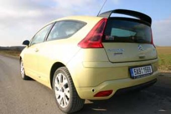 Citroen C4 VTS 2.0 HDI - Sebastian Loeb jezdí na naftu? (TEST)