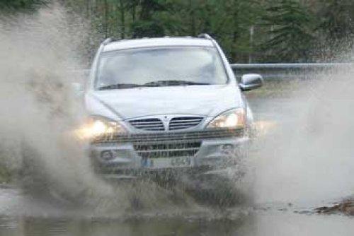 SsangYong Kyron M200XDi Comfort - korejský Mercedes? (TEST)