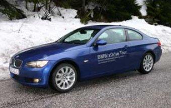 BMW xDrive - kladivo na konkurenci