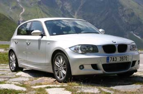 Řidičova nirvána - BMW 120d (TEST)