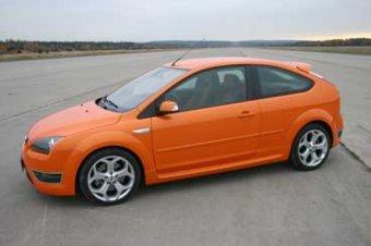 Ford Focus ST - pomerančová zbraň (TEST)