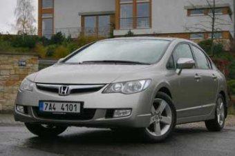Honda Civic 1.8 ES (AT) - americký svět (TEST)