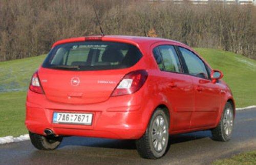 Opel Corsa 1.3 CDTI Sport - čtvrtá generace, čtvrtá revoluce (TEST)