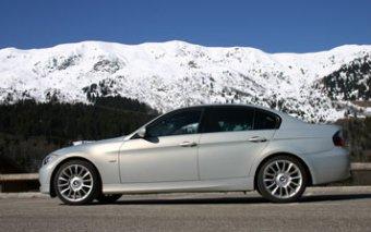 Touha být jiný - BMW 320d Individual (TEST)