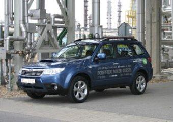 Lesák už i na naftu - Subaru Forester 2.0D (NOVINKA)