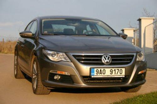 Kudy z nudy? - VW Passat CC 2.0 TDI (TEST)