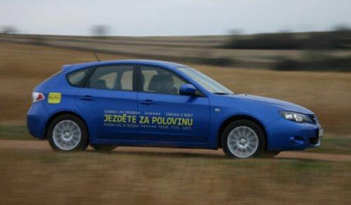 Subaru Impreza 2.0R LPG - šetřílek pro fajnšmekry (TEST)