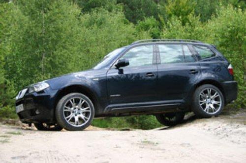BMW X3 xDrive35d Limited Sport Edition - zdání klame (TEST)