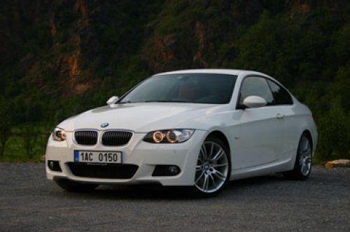 BMW 335i Coupé - sportovní GT (TEST)
