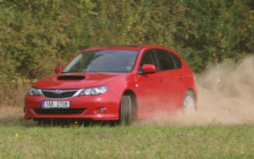 Boxer na naftu ve sportovním kabátě - Subaru Impreza 2.0D (TEST)