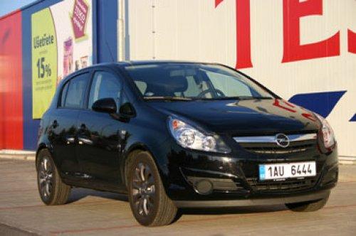 Hurá na nákupy - Opel Corsa 1.2 (TEST)