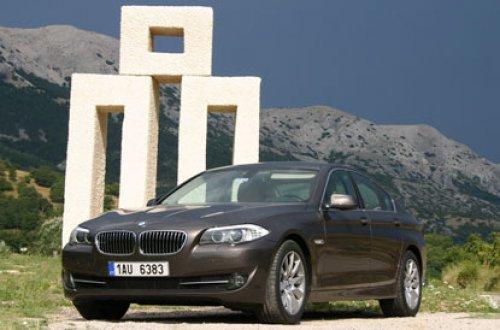 Pumpařova noční můra - BMW 520d (TEST)