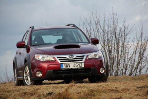 XV = 15 cm - Subaru Impreza 2.0D XV (TEST)