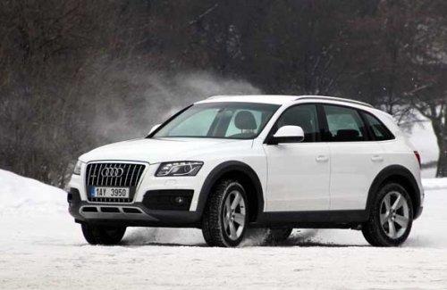 Městský horal - Audi Q5 2.0TDI S-Tronic (TEST)