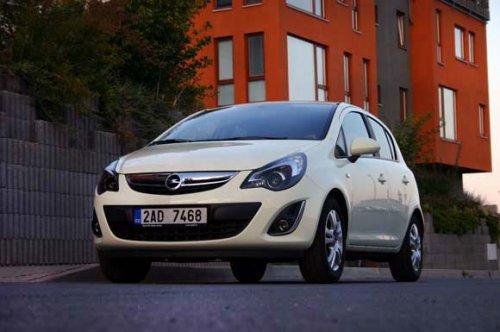 Opel Corsa 1.4 16V - ofenzíva v segmentu B (TEST)