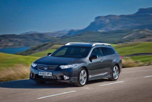 Honda Accord Tourer 2.2 i-DTEC - opomenutá elita (TEST)