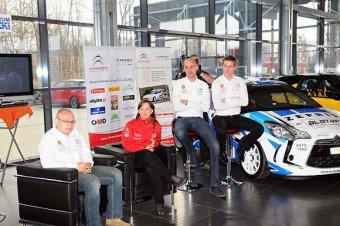Nová sezóna - Citroen Racing Trophy CZ 2012 (RALLY)