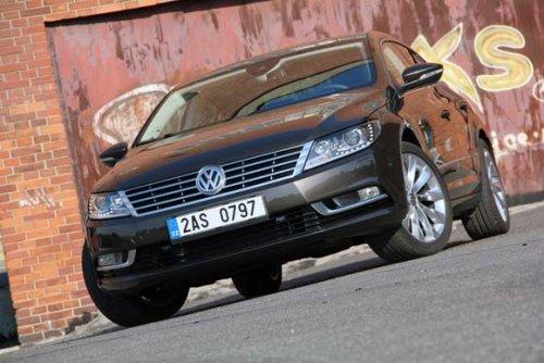 Komfort kupé - Volkswagen CC 1.8 TSI (TEST)