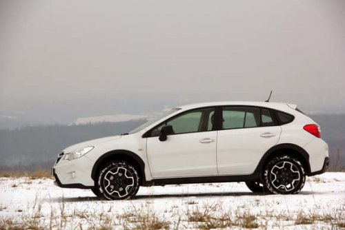 Subaru XV 2.0D - konečně nafta! (TEST)