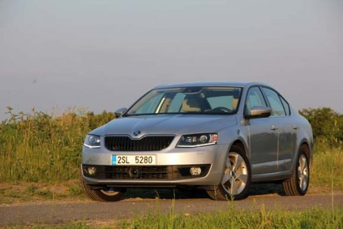 Škoda Octavia 2.0 TDI DSG - bestseller v novém (TEST)