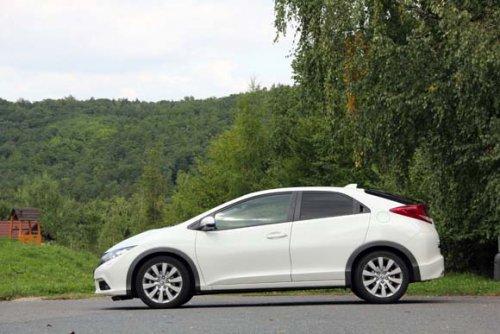 Honda Civic 1.6 i-DTEC - optimální volba (TEST)