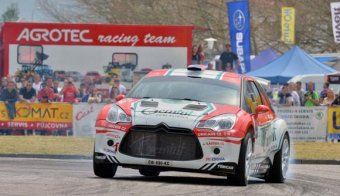 Citroen Racing Trophy startuje novou sezónu (RALLY)