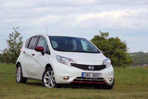 Skvěle naladěná nota - Nissan Note 1.5 dCi (TEST)