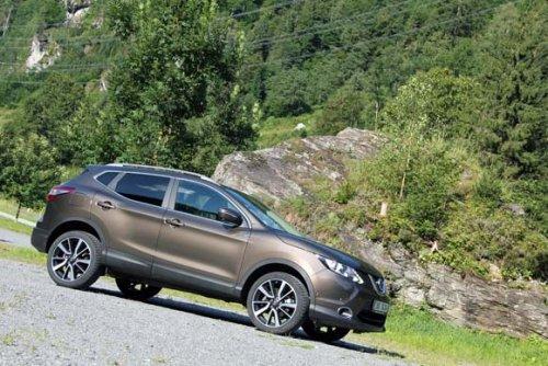 Nissan Qashqai 1.6 dCi - silný tah na branku (TEST)
