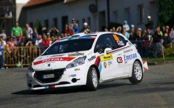 Barum Czech Rally 2014