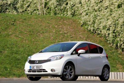 Nissan Note 1.5 dCi - městský zvrhlík (TEST)